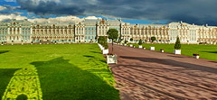 The Catherine Palace (akovt) Tags: palace pushkin park garden russia saintpetersburg
