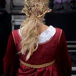 Triptych 3.  Portret blondynki w Krakowie thumbnail