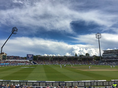 20170818-Edgbaston Test Match (Damien Walmsley) Tags: cricket edgbaston england westindies sky cloud pitch players bbcweatherwatchers match stadium