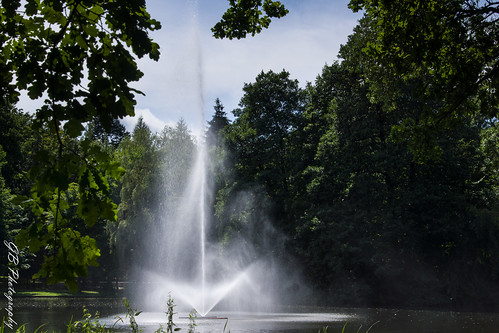 Cieplice Zdrój - In the Norvegian Park