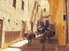 Streets of Moulay Idriss