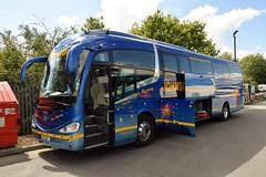 6 JBT (markkirk85) Tags: bus buses ex yn56nnp irizar i6 johnson bros tours new worksop 62013 yn56 nnp 6 jbt 6jbt