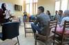 Arcadia Camps leading the third week of entrepreneurship training for Access alumni (ruthietoots) Tags: ruthietoots accessprogramalumni egypt entrepreneurship