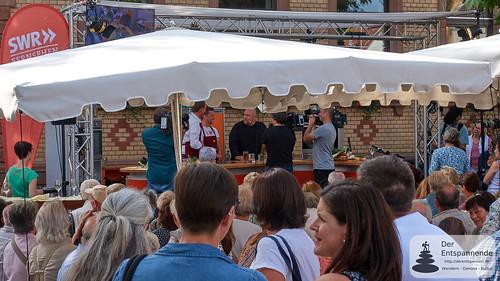SWR Marktfrisch mit Jens Hübschen, Tom und Frank Brunswig