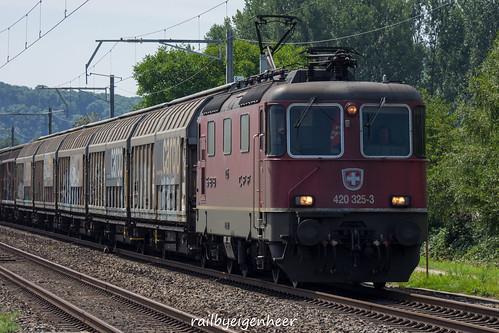 SBB CFF FFS Re 420 325-3