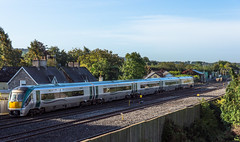Hazelhatch (@JohnA390) Tags: irishrail iarnrodeireann railway 22000class icr hazelhatch
