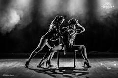 IMG_9912 (DidierBonin) Tags: nb bw burlesk blackwhite show stage noiretblanc cabaret