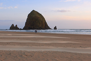 Haystack Rock - Cannon Beach, OR