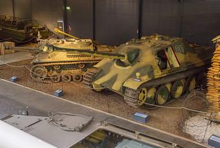 Duxford's Land Warfare Centre