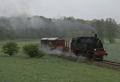 DB 75.1118 Nordheim vor der Rhön 24/04/2009 by stefano.trionfini -