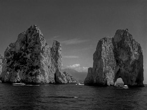 Capri Faraglioni Rock Formations | 170820-2239-jikatu