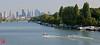 La Seine pour les skieurs nautiques un samedi (mamnic47 - Over 8 millions views.Thks!) Tags: saintcloud passerelledelavre 02092017 gustaveeiffel 6c8a1749 skinautique laseine ladéfense