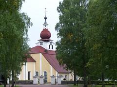 Leksands kyrka (tompa2) Tags: kyrka leksand dalarna sverige sweden kyrktorn