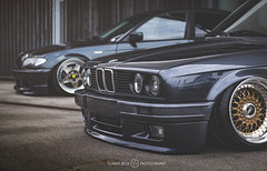 IMG_9034 (tomjech) Tags: tjp tomasjechphotography tomas jech photography event iamthespeedhunter car photo shot slammed stance stanceworks stancenation station static stancenations stanced speedhunters stancewars bmw beamer e30 e46 m3 bbs raceism2017 raceism