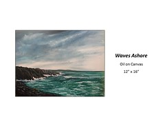 """Waves Ashore • <a style=""""font-size:0.8em;"""" href=""""https://www.flickr.com/photos/124378531@N04/36998403266/"""" target=""""_blank"""">View on Flickr</a>"""