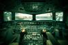 Douglas DC 7 cockpit (Daniel Dionne) Tags: airplane cockpit dc7 douglas plane smithsonian