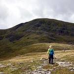 Approaching Meall a' Chrasgaidh thumbnail