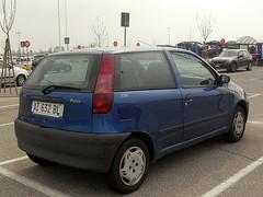Fiat Punto 60 Star 1998 (LorenzoSSC) Tags: fiat punto 60 star 1998