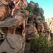 Climbing Angel's Landing at Mt. Zion