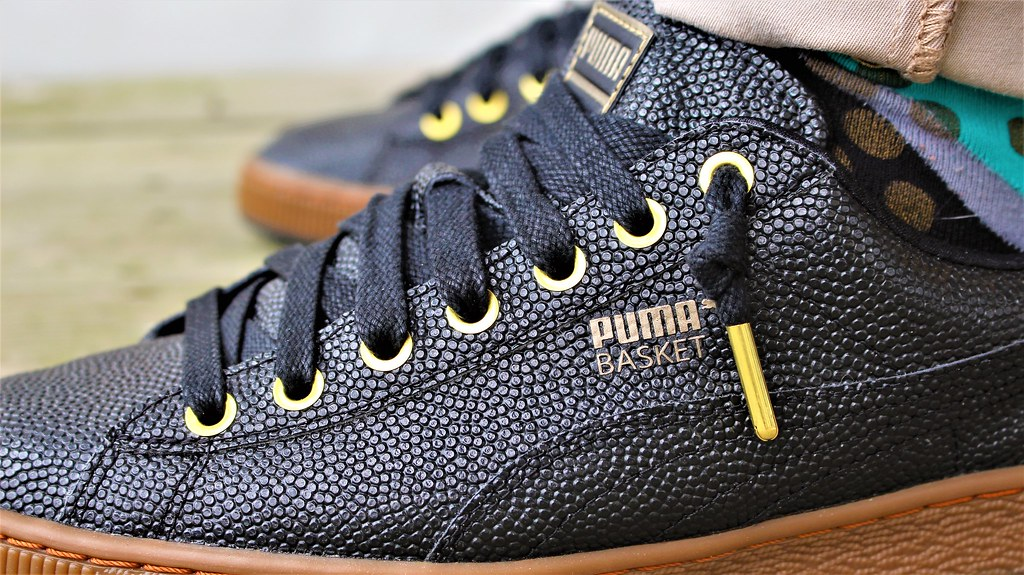 b0fce8f0113 Puma Basket  quot BBall Leather quot  (Nick P Photography) Tags  sneakers  puma onfoot