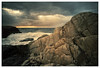 (Frank S. Schwabe) Tags: canon coast cloudy clouds coastal rocks sunset sea shore ocean karihola kristiansund nordmøre norway norge nature eos ef24mmf28isusm evening water waves