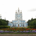 Cathedral of Smolny Convent