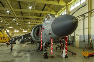 BAe Sea Harrier FA.2 ZH796