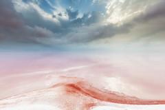Bloodborne (Ch3micals) Tags: blood sunset clouds salinas torrevieja landscape