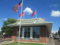 Milton McDonald's (Random Retail) Tags: mcdonalds store restaurant 2016 milton pa