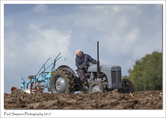 Festival of the Plough (Paul Simpson Photography) Tags: ploughingmatch plough ploughing festivaloftheplough northlincolnshire paulsimpsonphotography sonya77 sonyphotography imagesof imageof photosof photoof tractor transport farm farming ploughingcompetition vintage historic september2017 machinery farmmachinery machines