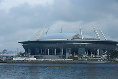 IMG_1473 (marc_henkel) Tags: bauwerke costapacifica kreuzfahrtschiff russland schiff stpetersburg stadion urlaub urlaub2017 petergof sanktpeterburg