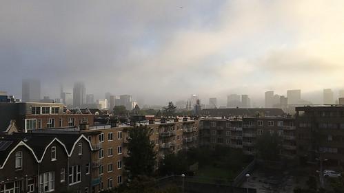 Rotterdam September Dawn