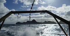 Off to See the Sea Stacks (chdphd) Tags: saintkilda stkilda boattrip seaharris