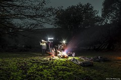 Dartmoor Wild Camping (Chris TD Photography) Tags: dartmoor devon uk wild wildcamping camping night sky stars astrophotography longexposure canon100d samyang14mm
