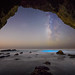 Malibu Bioluminescence 9/23/17 (Jack Fusco) Tags: malibu bioluminescence 2017 malibubioluminescence2017 milkyway elmatador sigmaart sony a7rii sigma14mmf18 sigma14mm sigma