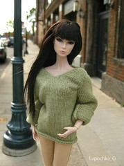 Lilith (Lapochka_G) Tags: dolls dollphotos dolloutfits dollclothes integritytoys integritydolls nuface nufacelilith lilithnuface lilith lilithrockingeverafter city citystreets downtown citystyle girlincity