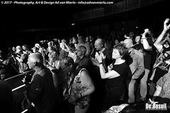 2017 Bosuil-Het publiek bij Sass Jordan en Layla Zoe 6-ZW