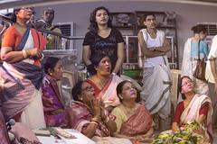 The Bengali Hoot (The.Expressionist) Tags: incredibleindia durgapuja dussehra indianculture incridbleindia indiainlove chennai festival hindu religious religion faith hope ritual monochrome boron sindurkhela bengali