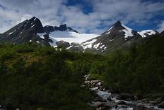 Brekketindbreen (DoctorMP) Tags: norwegia norway norge moreogromsdal mountains summer lato góry sunmorealpene sunmore habostaddalen brekkedindane brekketindbreen