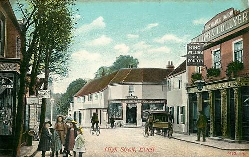 High Street - Ewell