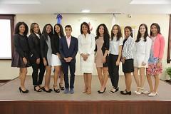 """Cándida Montilla recibió esta tarde a diez jóvenes galardonados con el Premio al Mérito Escolar. • <a style=""""font-size:0.8em;"""" href=""""http://www.flickr.com/photos/137394602@N06/35574437034/"""" target=""""_blank"""">View on Flickr</a>"""