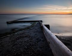 CrescentBeachLE 019 (gks18) Tags: canon longexposure crescentbeach surreybc shoreline lightroom nik