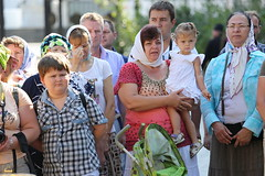 Открытие Святогорской медовой ярмарки (20) 09.08.2017
