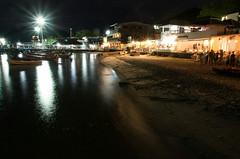Night life in Koh Tao. (Aleix RM.) Tags: kohtao nightlife pentax pentaxk50 longexposure thailand boat