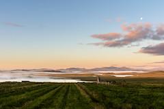Achmore (Derek Robison) Tags: lewis goldenhour mist dawn scotland uk lewisandharris lewisharris
