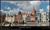Długie Pobrzeże / Lange Brücke (Patrick Jakubowski) Tags: poland gdańsk danzig lange brucke bruecke brücke