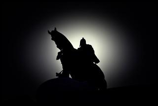 The Dark Knight of Rome