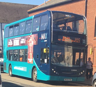 Arriva North East 7515 NK09 FNA