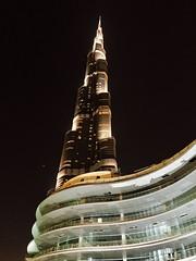 A night in Dubai (cristinaladini) Tags: nightview dubainight extremebuildings grattacieli megacostruzioni skyscraper dubaimall burjkhalifa dubai uae