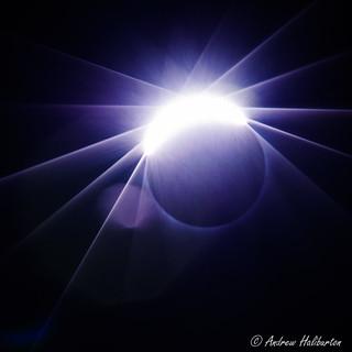 Eclipse Sun Stars